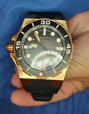 Swiss Legend Abyssos Swiss Made Automatic Men's Diver Watch 1000 M