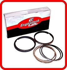 83-89 Mitsubishi 2.6L SOHC L4 G54B  CHROME Piston Rings