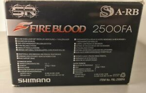 Shimano Fireblood 2500 mit OVP