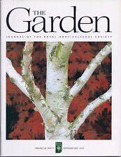 RHS THE GARDEN Magazine - November 2003