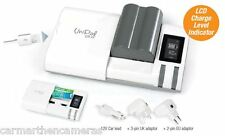 Hahnel Unipal * Plus *  Universal Charger for Li-ion, AAA & AA Batteries