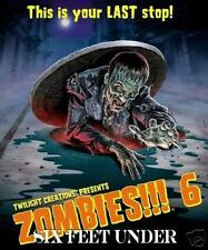 Zombies!!! 6: Six Feet Under NISB by Twilight Creations