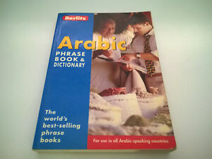Berlitz - Arabic Phrase book & Dictionary