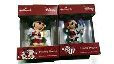 Hallmark Mickey & Minnie Mouse Christmas Tree Ornament