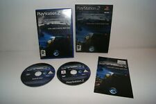 Playstation 2 Sony Need for Speed Carbon Collector's Edition CIB Complete