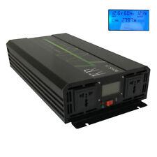 Inversor De Energía solar onda senoidal pura 3000W 12V/24V/48VDC a 120V/220VAC Off Grid