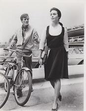 """Peter Fonda, Sharon Hugueny in """"The Young Lovers"""" 1964 Vintage Movie Still"""