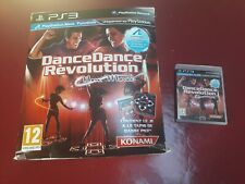 Dance Dance Revolution VF DDR Konami [Complet] PS3