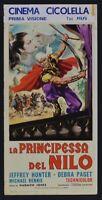 L131 Cartel el Princesa de Nilo Paget Hunter Rennie Princesa de Nile
