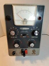 Heathkit Ip 20 Transistorized Regulated Power Supply