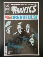 TERRIFICS #12 (2019 DC Universe Comics) ~ VF/NM Book