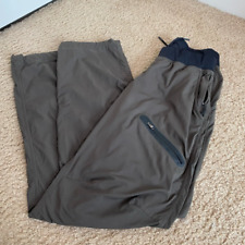 LULULEMON OLIVE STUDIO PANT SIZE MED **GREAT CONDITION SO SOFT AND COMFORTABLE