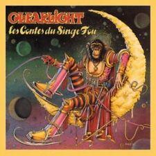 clearlight - les contes du singe fou  CD