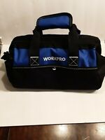 Workpro 125 Piece Compact Tool Set With 3.6V Rechargeable Screwdriver