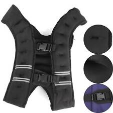 10 KG Weighted Vest Home Gym Training Jacket Running Weight Loss Strength