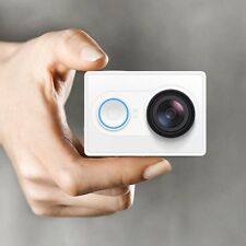 """PRO XiaoMi Yi FHD 1080P Sports Action Wifi Camera With 1.5"""" Backup LCD Display"""