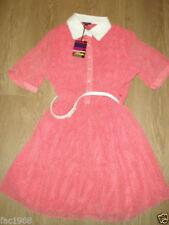 Collar Polka Dot Casual Dresses for Women