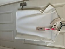 New with tags Ted Baker pearl collar top size 1 uk 8