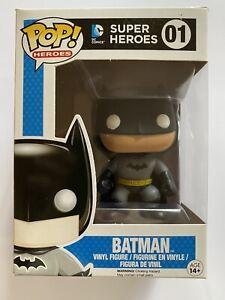 Batman DC Comics Super Heroes #01 Funko pop! vinyl