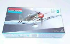 Monogram 1/48 P-40B Tiger Shark Model Kit #5209