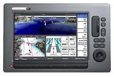 Raymarine C120W écran avec rangée tableaux