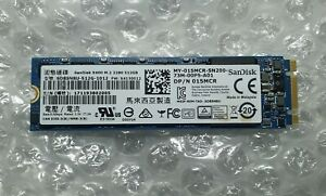 SANDISK X400 SD8SN8U-512G-1012 DP/N 015MCR SSD 512GB M.2 2280 Solid state Laptop