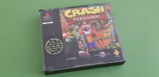 Crash Bandicoot BigBox Sony PlayStation 1 PS1 Game With Demo Disk - SCEE