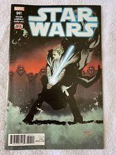 Disneyland Marvel Star Wars Comic Book 2017 #041