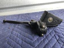 86 87 1986 SUZUKI GSXR 750 1100 OEM CLUTCH MASTER CYLINDER