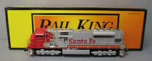 MTH 30-2121-1 O Scale Santa Fe SD90 Mac Diesel w/PS/Box