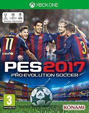 PES 2017: Pro Evolution Soccer XBOX ONE