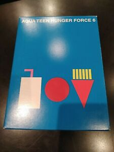 Aqua Teen Hunger Force - Vol. 6 (DVD, 2008, 2-Disc Set)