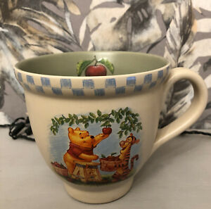 Disney Store Large Winnie The Pooh/Tigger Mug. 1 Pint Capacity