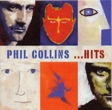"""PHIL COLLINS """"HITS"""" CD NEW"""