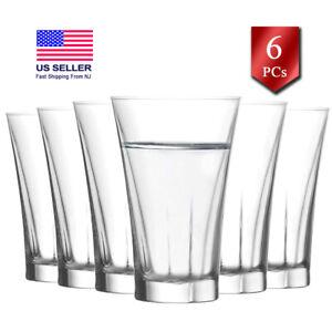 Liqueur, Whiskey, Tequila, Vodka Shot Glasses, Set of 6, 3.5 oz
