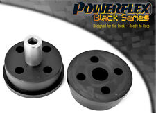 Powerflex negro de Poly Bush Para Citroen Saxo (inc VTS) motor montaje frontal inferior
