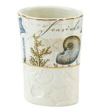 Avanti Linens Antigua Tumbler Bathroom cup ~ Fast Free Shipping