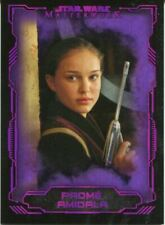 Star Wars Star Wars Masterwork Collectable Trading Cards