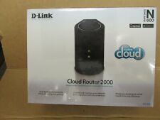 NEW D-LINK DIR-826L 600Mbps 4-PORT DUAL BAND & GIGABIT WIRELESS CLOUD ROUTER 200