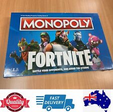 Fortnite Monopoly Board Game, Battle Your Opponents, AU Stock
