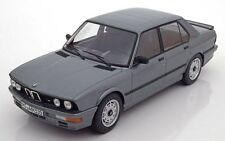 Norev 1986 BMW M535i (E28) Grey Color 1:18*New!