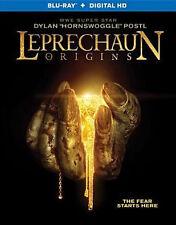 LEPRECHAUN ORIGINS (Dylan Postl) - BLU RAY - Region A - Sealed