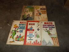 MAD MAGAZINE~VINTAGE 25 PAPERBACK BOOK COLLECTION~#4