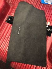 Toyota Camry Hybrid Rear Trunk Spare Tire Cover Carpet Mat 64711-06200 OEM 07-11