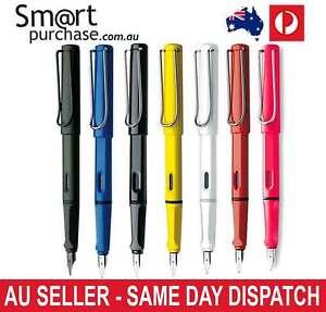 LAMY Safari Fountain Pen Multicolour Pens Al Star Office Gift Fine AU v