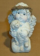 Dreamsicle Figurine, Holding a Sheep