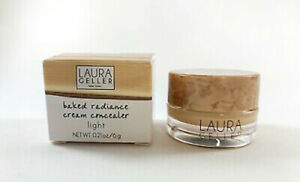 Laura Geller Baked Radiance Cream concealer  New – Boxed – 6g Choose your color