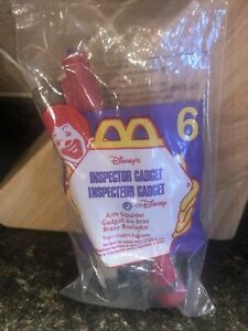 McDonald's Happy Meal Toy Inspector Gadget Arm Squirter 1999 #6