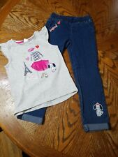 Girls gymboree outfit size 4/5