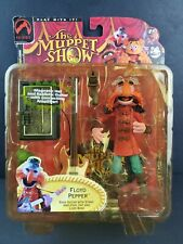 Palisades Muppets Muppet Show Floyd Pepper RED Variant Figure Series 2 RARE NEW